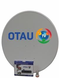 Комплект оборудования ОТАУ ТВ с установкой